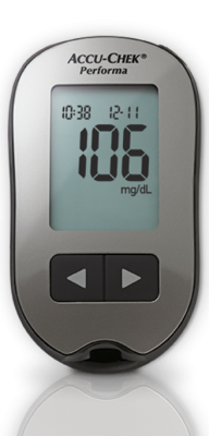 medidor de glucosa Accu-Chek Performa