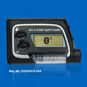Bomba de insulina Accu-Chek Combo
